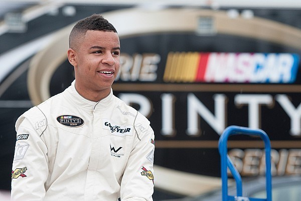 An Interview With Armani Williams, The First NASCAR Driver On The Autism Spectrum