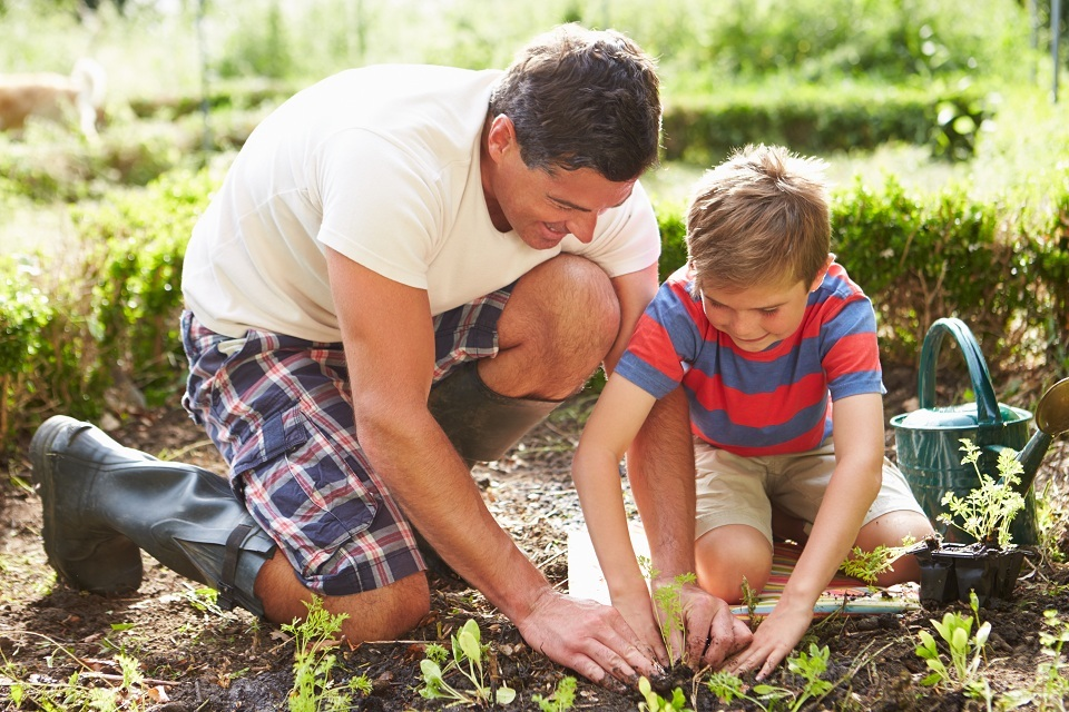 The Benefits of Gardening for Children with Autism