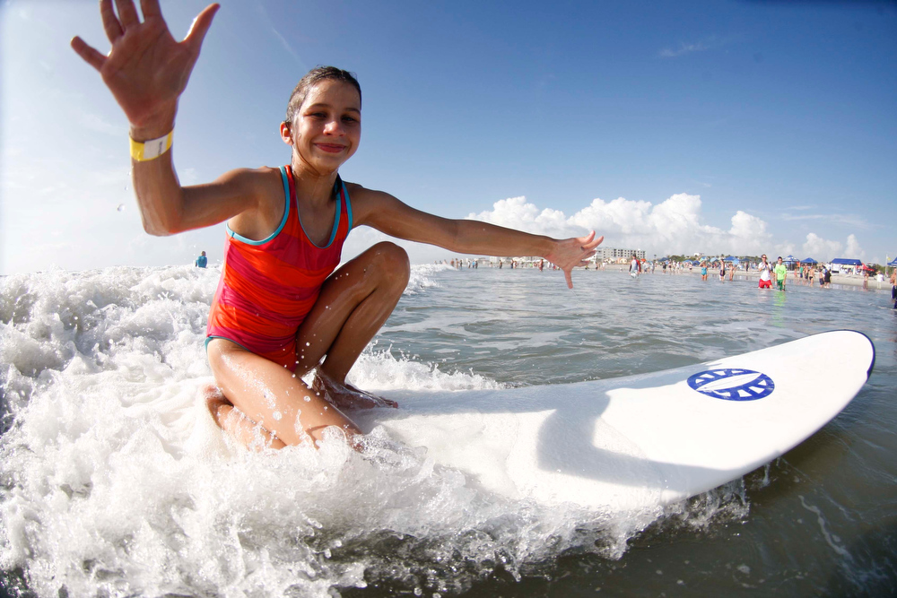 Waves of Healing: How Surfing is Therapeutic For Children with Autism